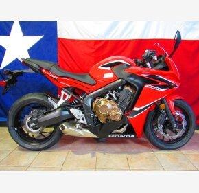 2018 Honda CBR650F for sale 200936394