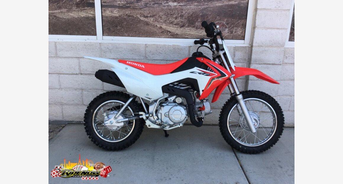 2018 Honda CRF110F for sale 200596837