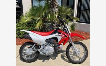 2018 Honda CRF110F for sale 200602642