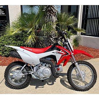 2018 Honda CRF110F for sale 200602642