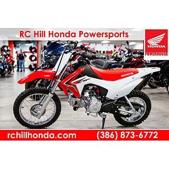 2018 Honda CRF110F for sale 200639280