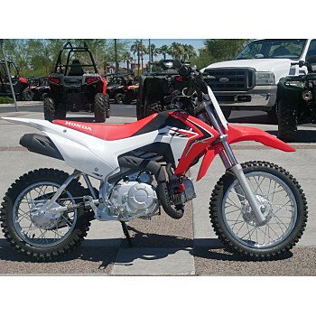 2018 Honda CRF110F for sale 200660827