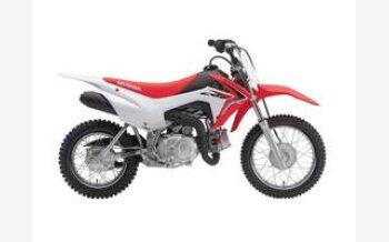 2018 Honda CRF110F for sale 200661635