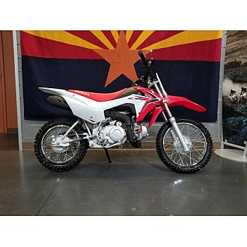 2018 Honda CRF110F for sale 200697167