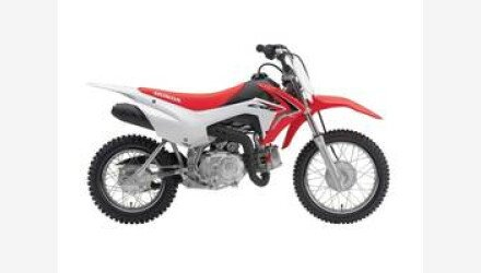 2018 Honda CRF110F for sale 200703156