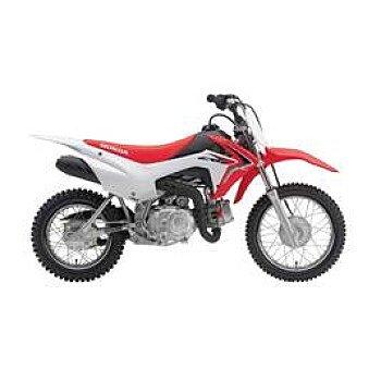 2018 Honda CRF110F for sale 200745402