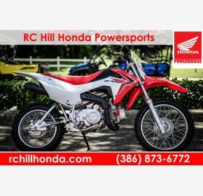 2018 Honda CRF110F for sale 200796208