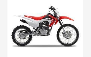2018 Honda CRF125F for sale 200610370
