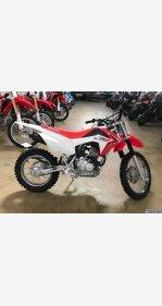 2018 Honda CRF125F for sale 200501822