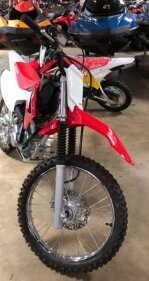 2018 Honda CRF125F for sale 200604768