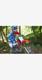 2018 Honda CRF125F for sale 200608010