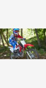 2018 Honda CRF125F for sale 200632010