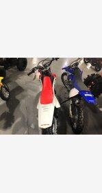 2018 Honda CRF125F for sale 200737007