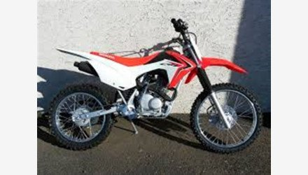 2018 Honda CRF125F for sale 200740696