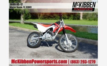 2018 Honda CRF125F for sale 200788625