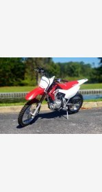 2018 Honda CRF125F for sale 200819080