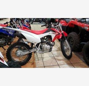 2018 Honda CRF125F for sale 200911543