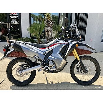 2018 Honda CRF250L for sale 200628430