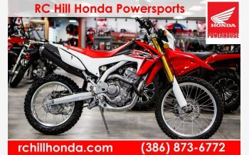 2018 Honda CRF250L for sale 200636155