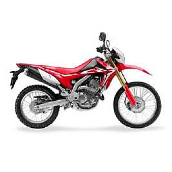 2018 Honda CRF250L for sale 200643492
