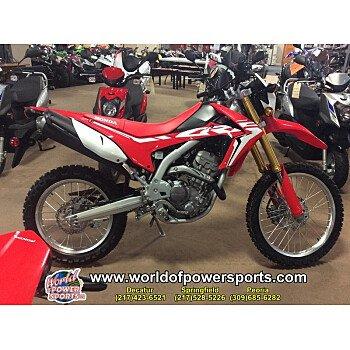 2018 Honda CRF250L for sale 200700564
