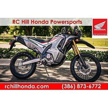 2018 Honda CRF250L for sale 200712682