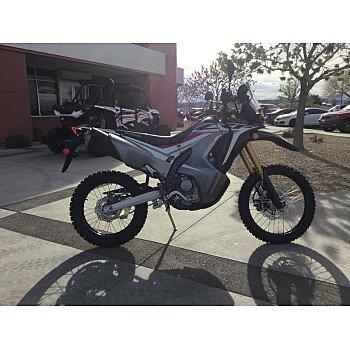 2018 Honda CRF250L for sale 200716989