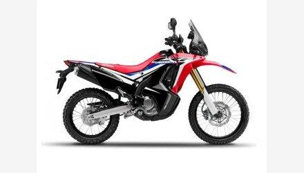 2018 Honda CRF250L for sale 200796479