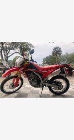 2018 Honda CRF250L for sale 201000606