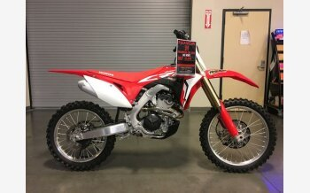 2018 Honda CRF250R for sale 200657508