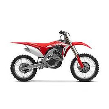 2018 Honda CRF250R for sale 200658798
