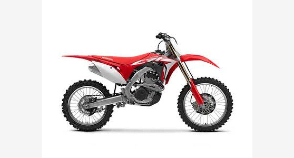 2018 Honda CRF250R for sale 200660261