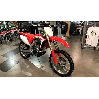 2018 Honda CRF250R for sale 200687311