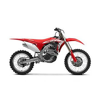 2018 Honda CRF250R for sale 200702737