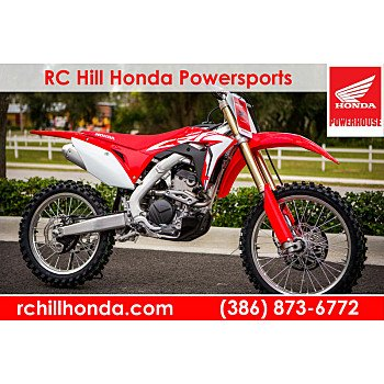 2018 Honda CRF250R for sale 200712880