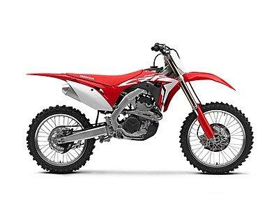 2018 Honda CRF250R for sale 200707467