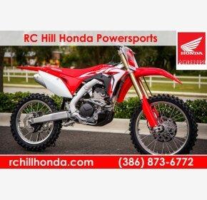 2018 Honda CRF250R for sale 200712882