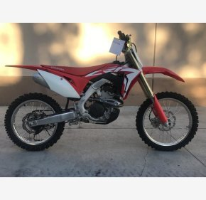 2018 Honda CRF250R for sale 200713814