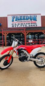 2018 Honda CRF250R for sale 200854371