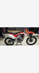 2018 Honda CRF250R for sale 200874088
