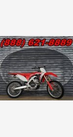 2018 Honda CRF250R for sale 200912432