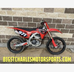 2018 Honda CRF250R for sale 201000181