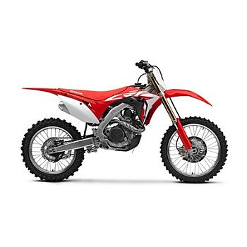 2018 Honda CRF450R for sale 200554065