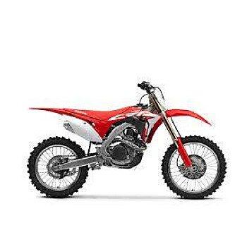 2018 Honda CRF450R for sale 200643270