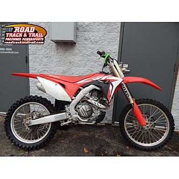2018 Honda CRF450R for sale 200649565