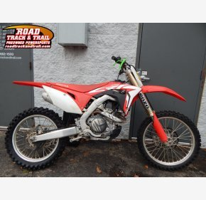 2018 Honda CRF450R for sale 200649565