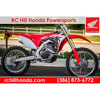 2018 Honda CRF450R for sale 200712910