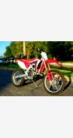 2018 Honda CRF450R for sale 200815993