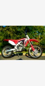 2018 Honda CRF450R for sale 200818900