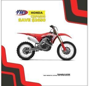 2018 Honda CRF450R for sale 200857856